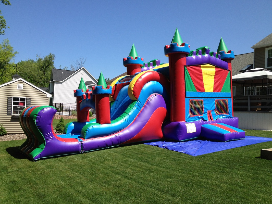 Bounce House and slide rentals in Syracuse, New York